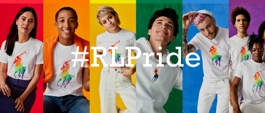 ralph lauren pride collection 2019