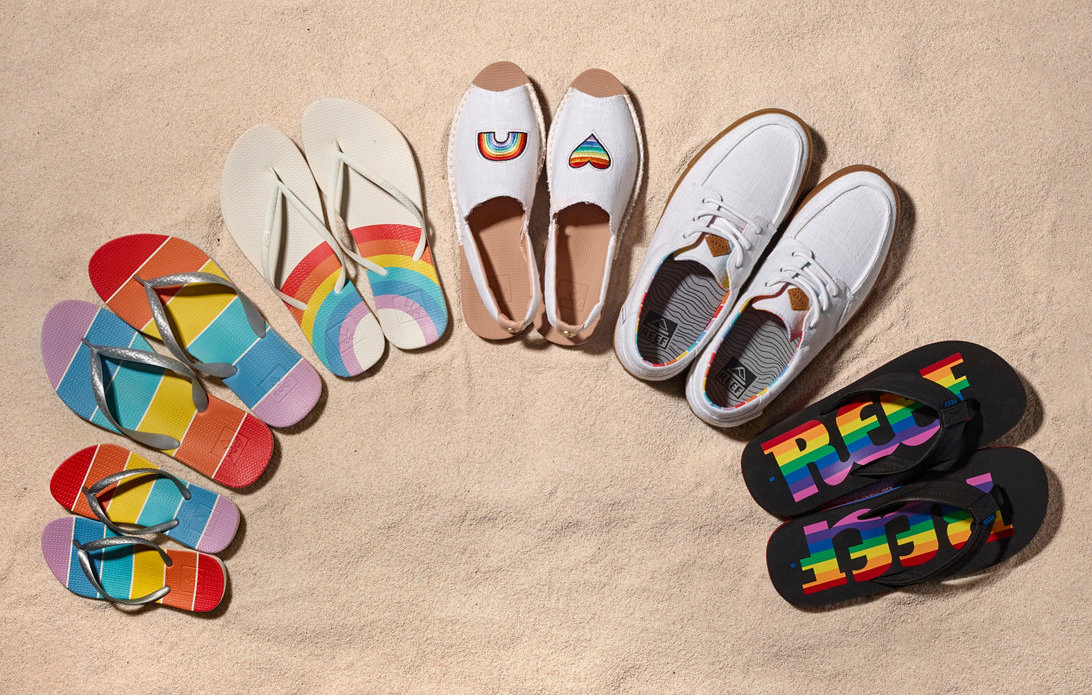 reef pride collection sandals and shoes 2019