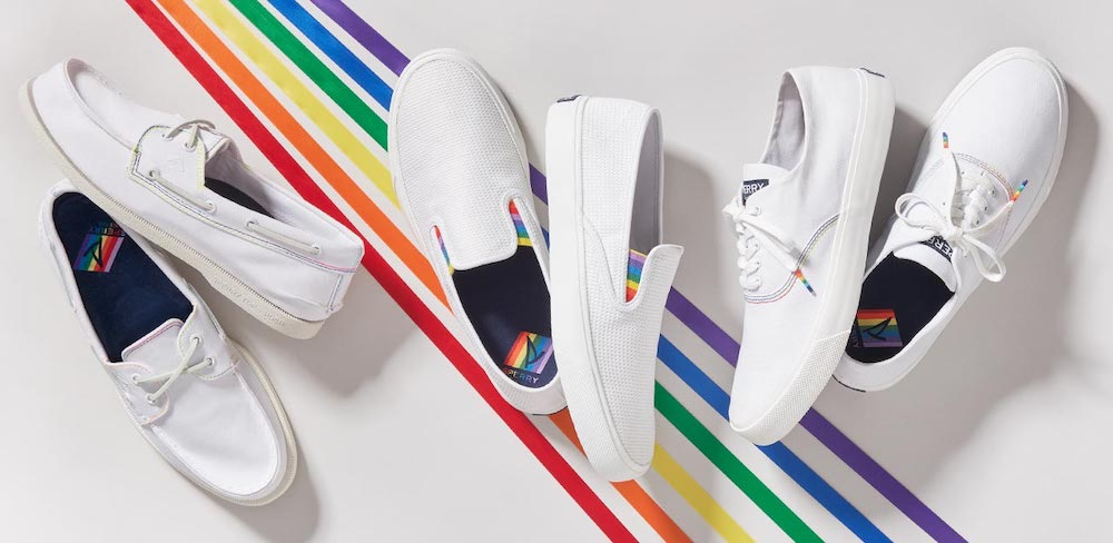 sperry shoes pride collection 2019