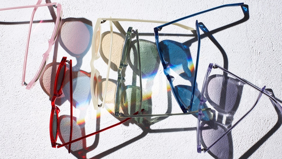 warby parker haskell prism pride collection 2019