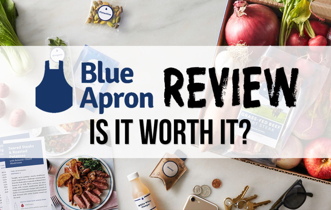 blue apron review is it worth it meal kit subscription delivery service