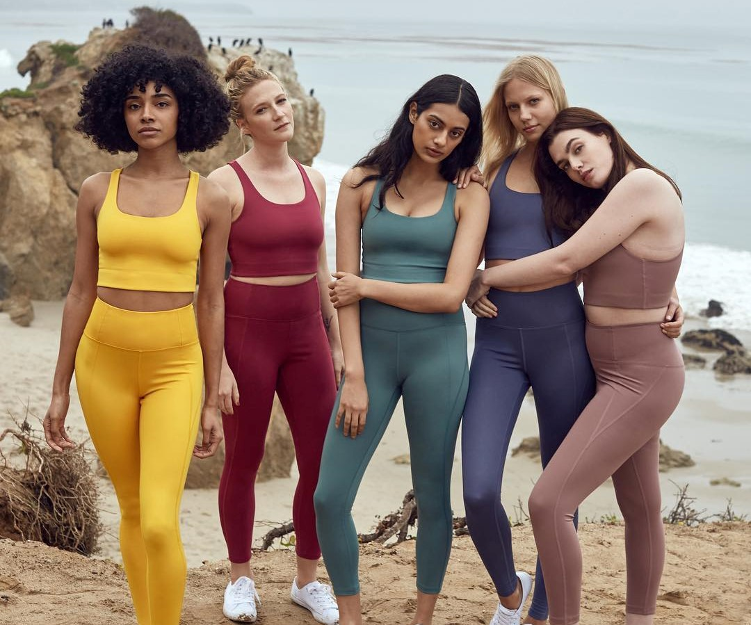 ethical sustainable activewear girlfriend collective