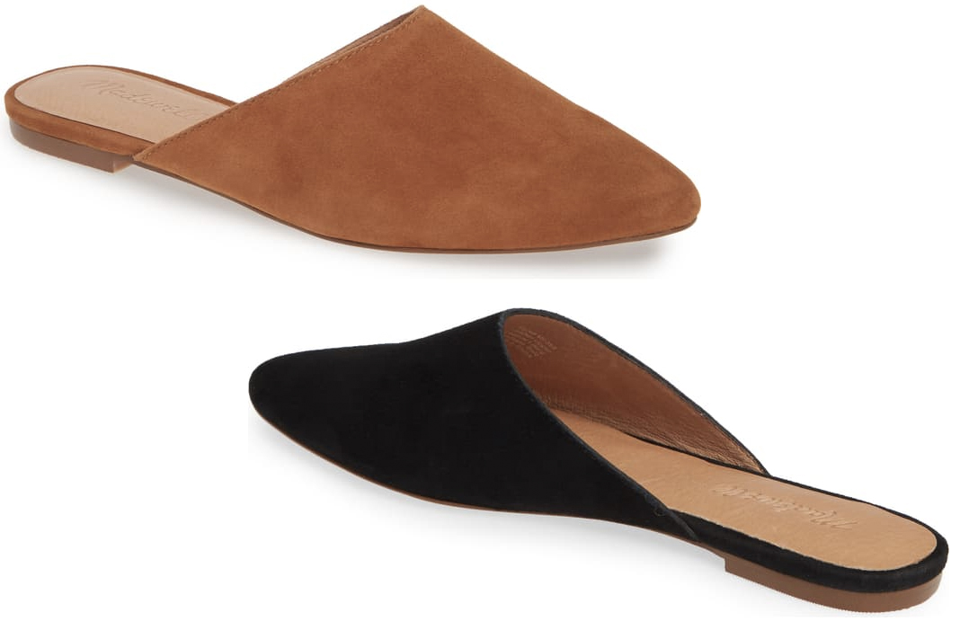 madewell remi mule shoes nordstrom anniversary sale