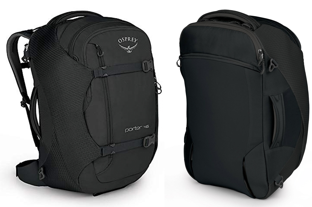 osprey porter 46 travel backpack review schimiggy