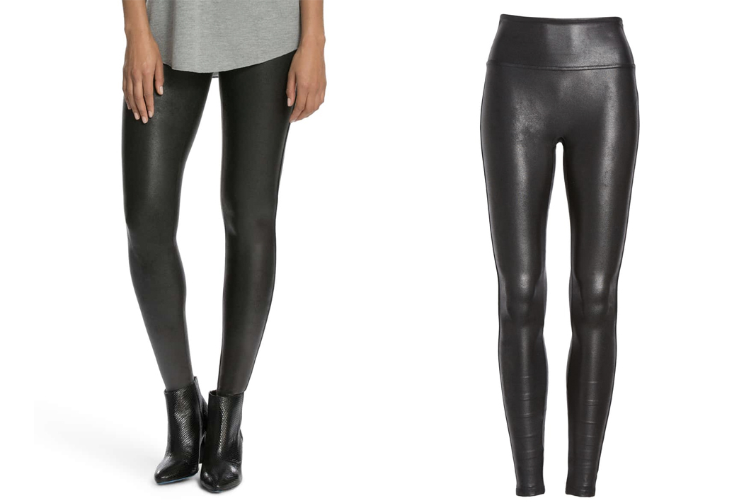 spanx faux leather leggings nordstrom anniversay sale