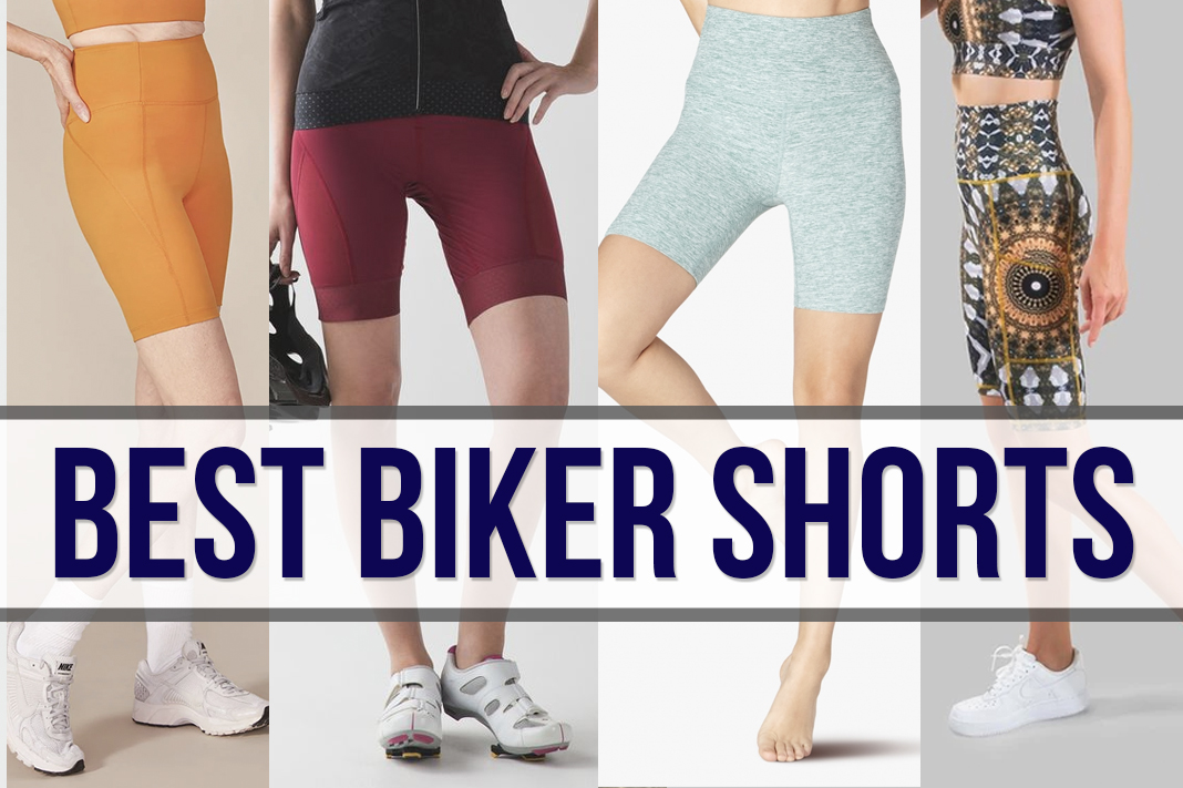 best biker shorts schimiggy reviews
