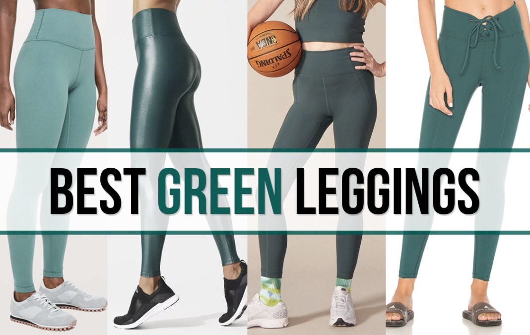 best green leggings and yoga pants schimiggy reviews