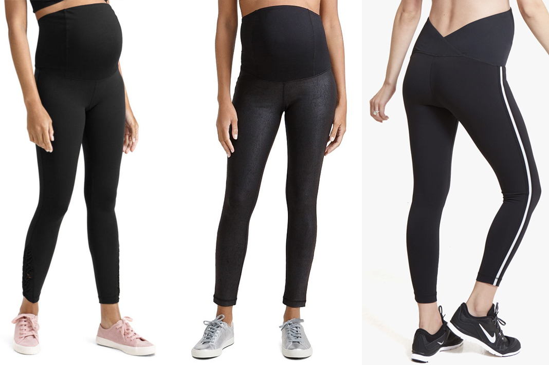 ingrid and isabel maternity leggings