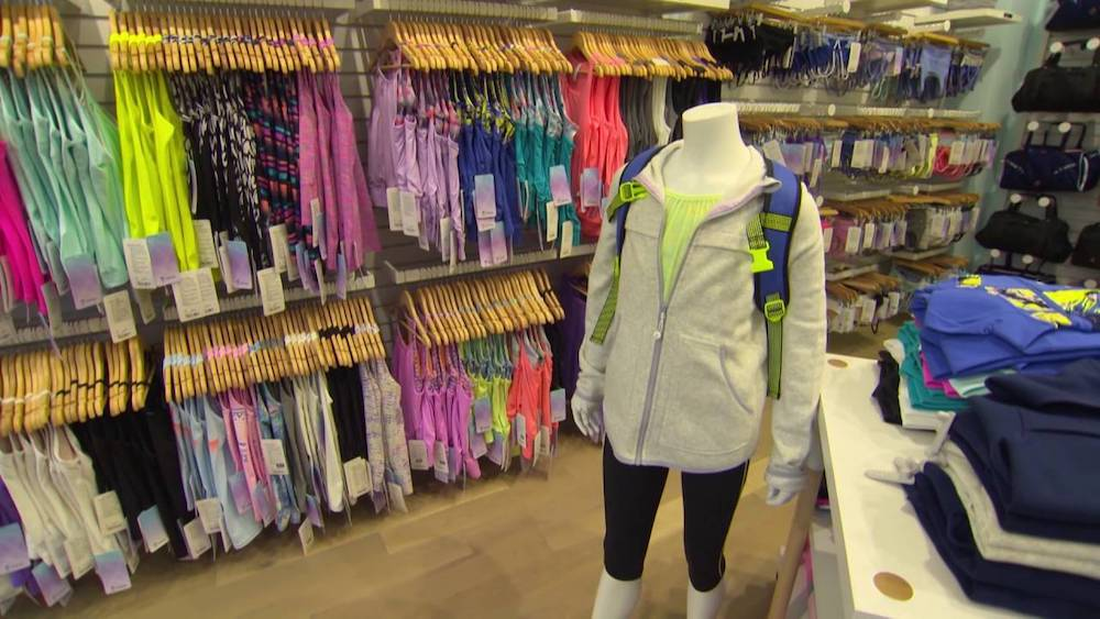 ivivva stores girls merchandise and activewear