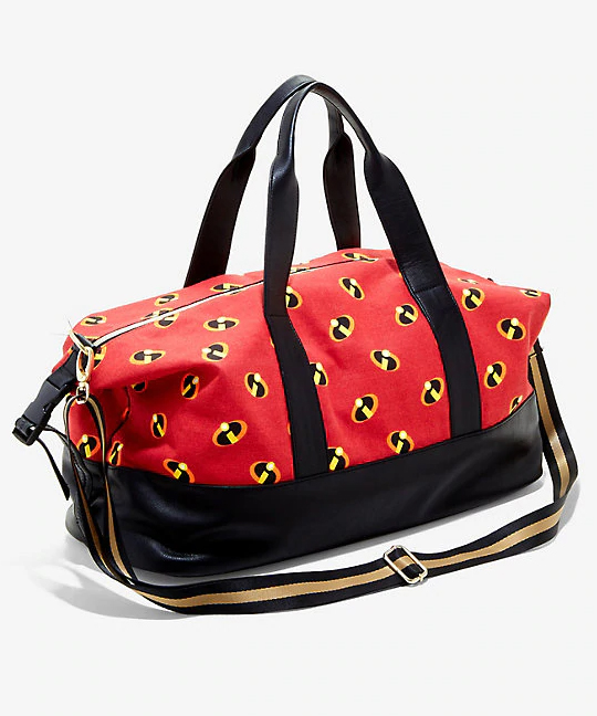 yoga products for teens incredibles duffel bag