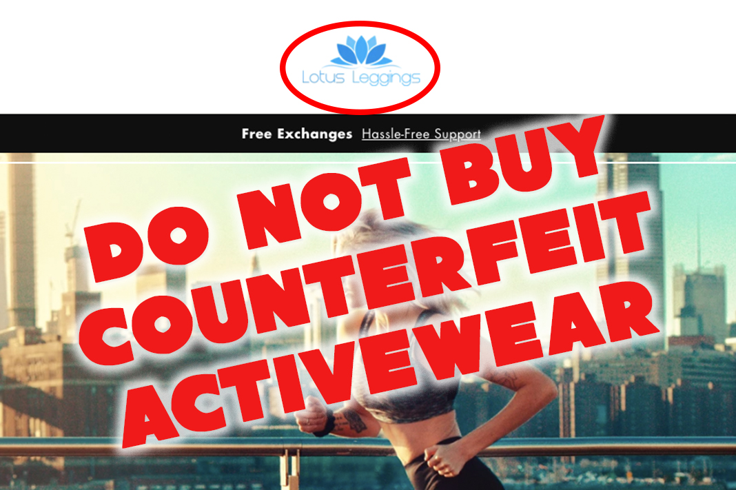 do not buy lotus leggings counterfeit activewear schimiggy reviews