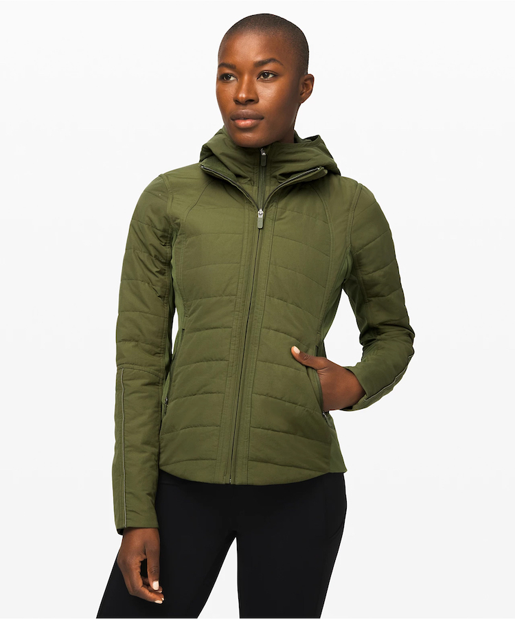 Best lululemon Jackets and Outerwear Another Mile Jacket