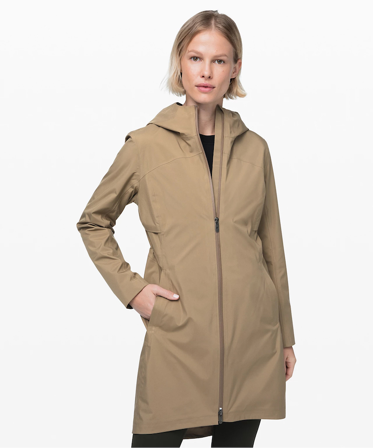 Best lululemon Jackets and Outerwear Rain Rebel Jacket