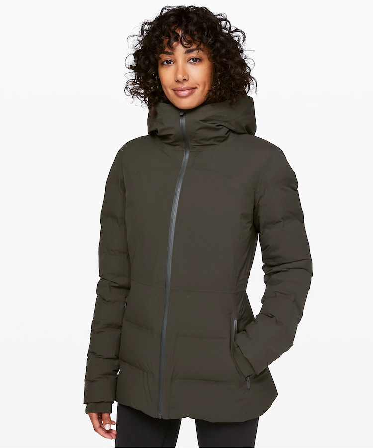Best lululemon Jackets and Outerwear Sleet Street Jacket