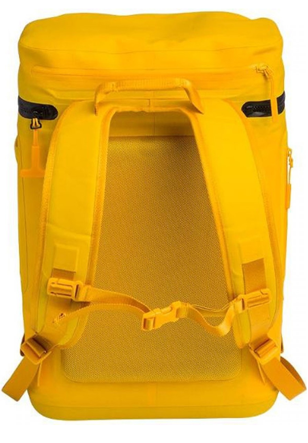 Hydro Flask Unbound Cooler Backpack 22L Goldenrod Yellow back