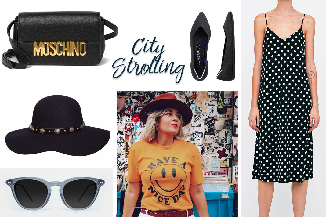 Mexico City Outfit Idea City Strolling | Schimiggy Reviews