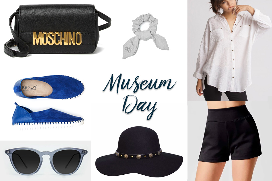 Mexico City Outfit Idea Museum Day | Schimiggy Reviews