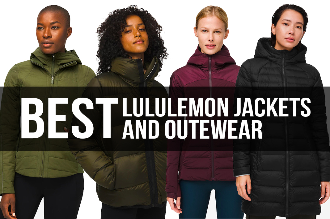 best lululemon jackets and outerwear | Schimiggy Reviews