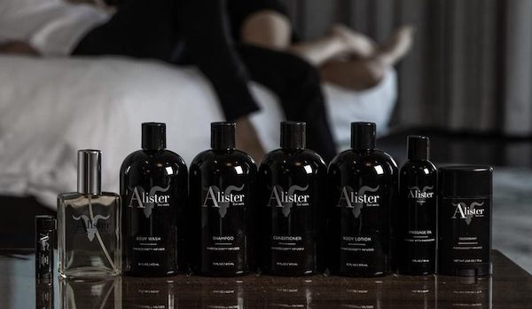 alister skincare and beauty for men