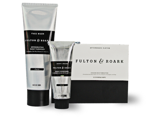 fulton & roark ultimate face care set