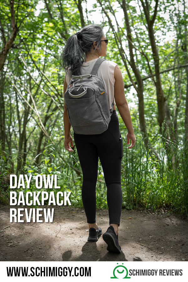 day owl backpack review Schimiggy