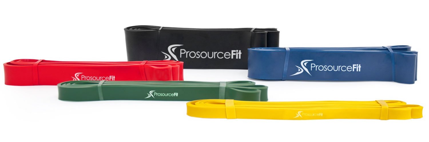 Set of CrossFit Power Resistance Bands