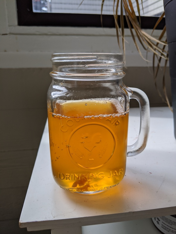 Homemade Kombucha Recipe