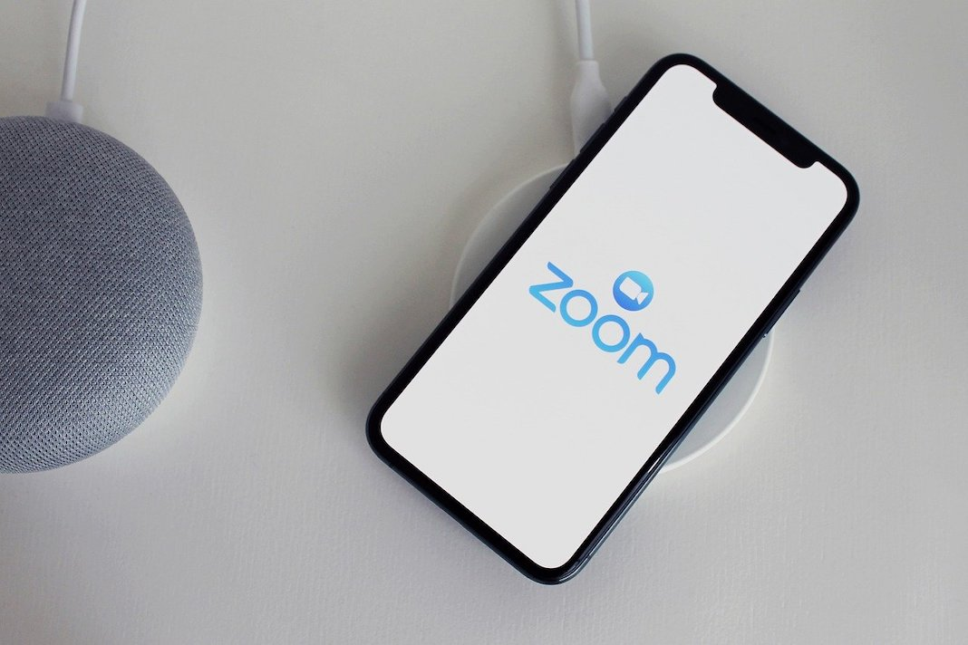 zoom calls to connect with people online and professionally