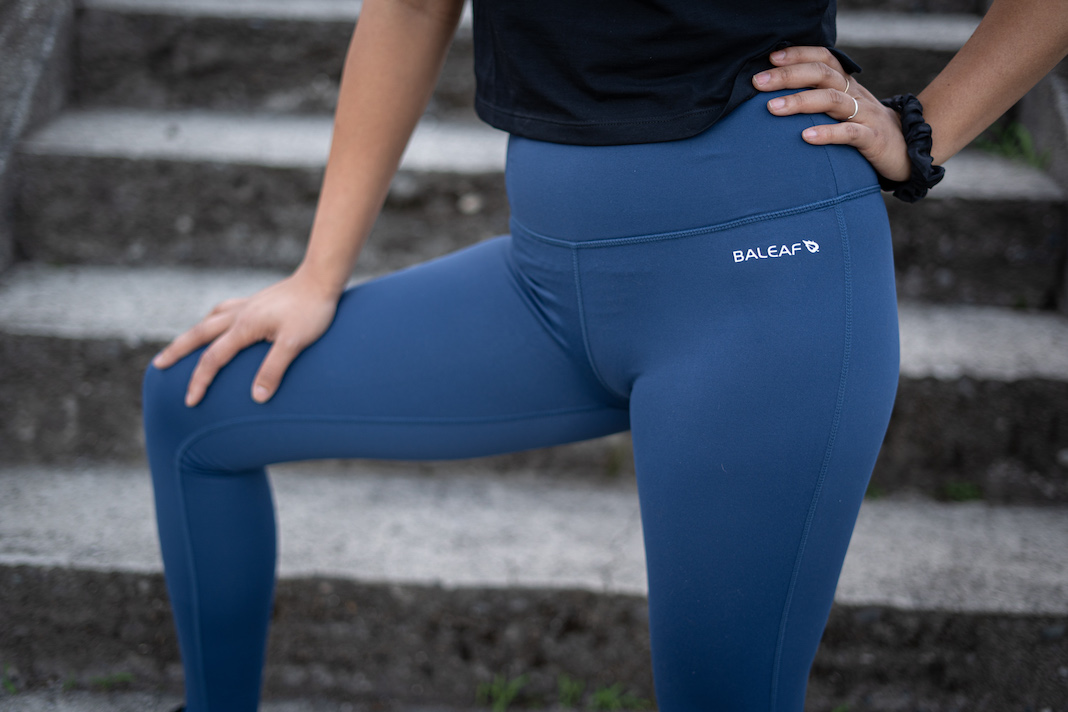 baleaf review high waist leggings