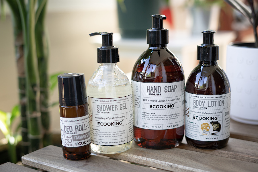 ecooking bodycare products