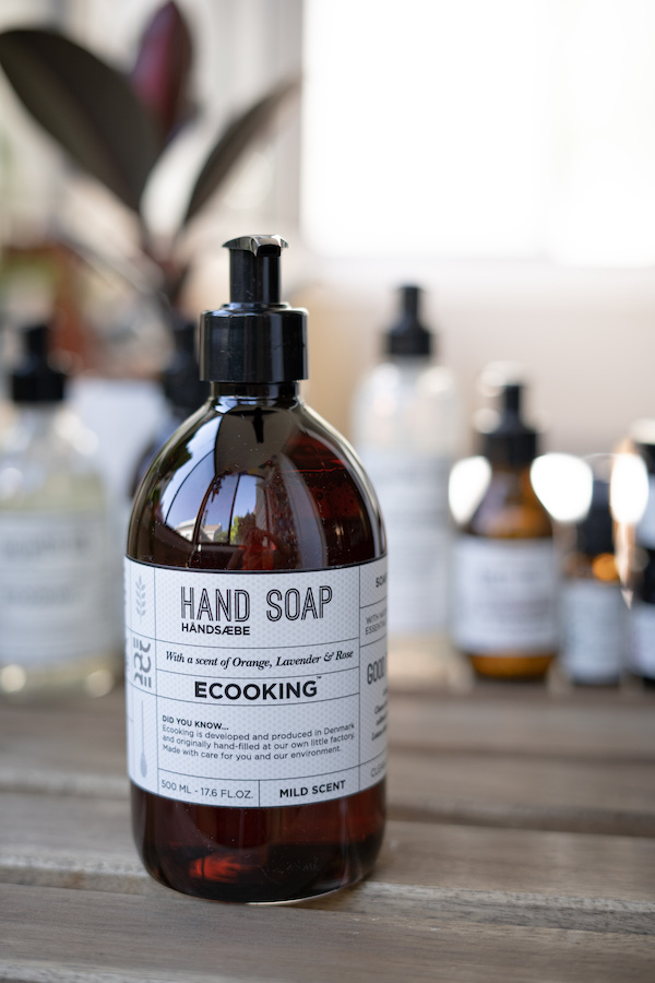 ecooking hand soap review