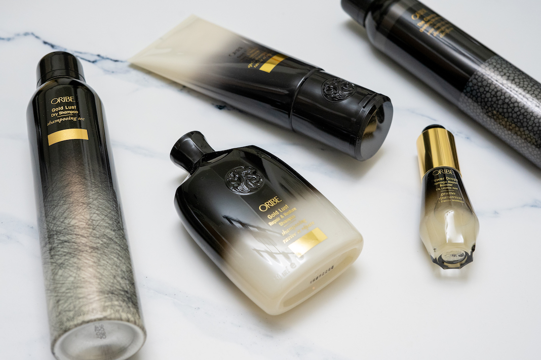 Oribe Gold Lust Review hair care