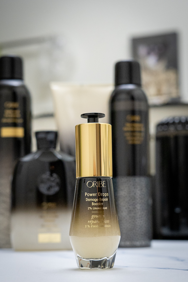 Oribe Review Power Drops Gold Lust