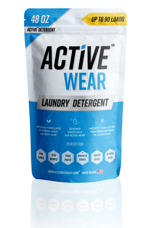 active wear laundry detergent for workout clothes