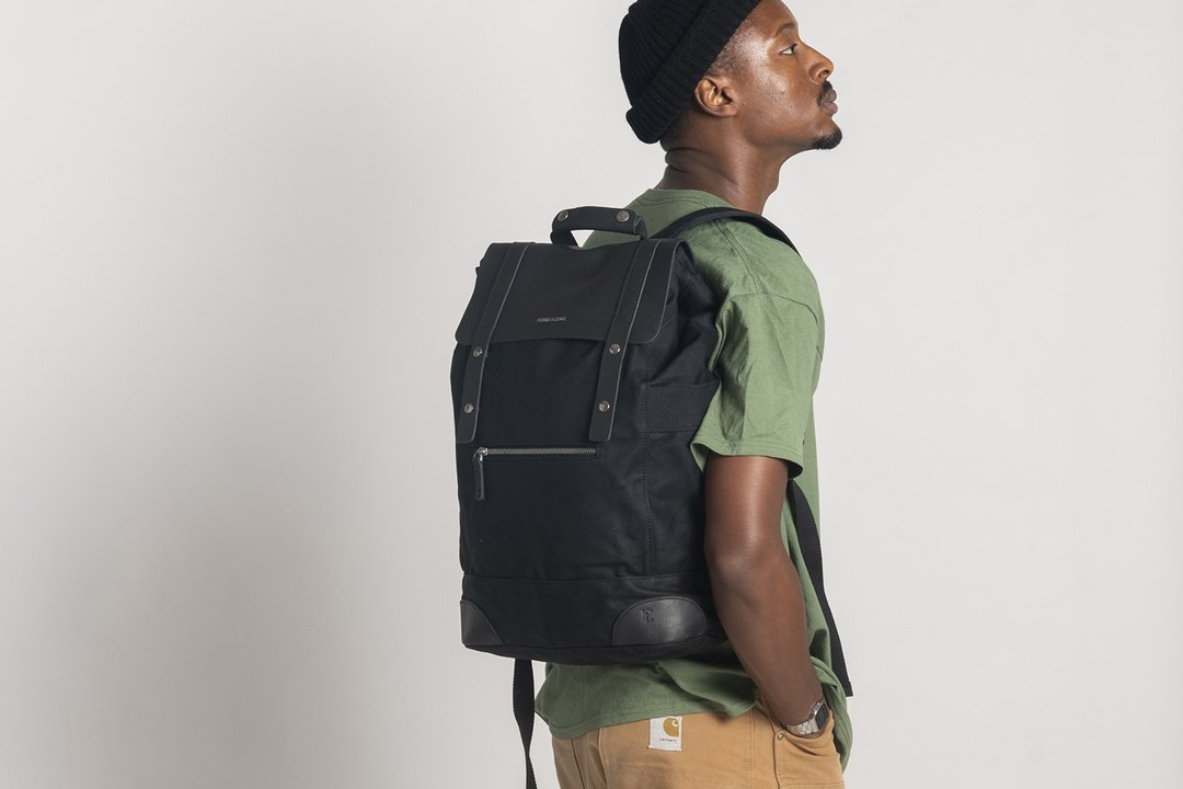 forbes and lewis RIDER_BLACK backpack