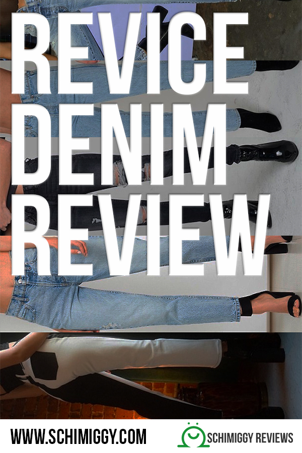 REVICE Denim Review