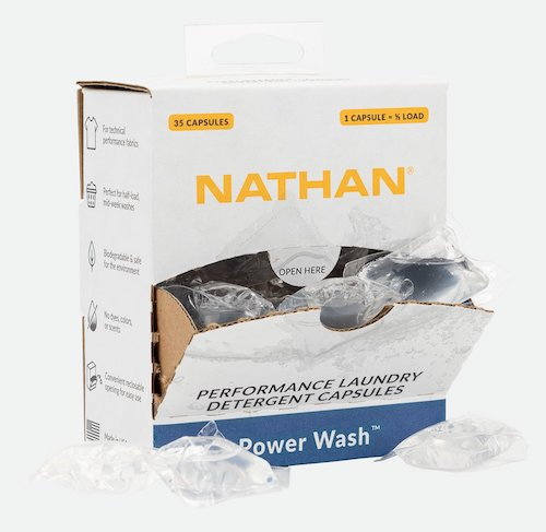 nathan sports power wash laundry detergent capsules