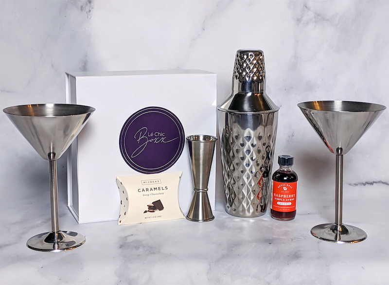 le chic boxx martini kit