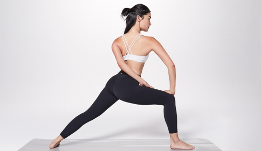 lululemon Asia fit guide
