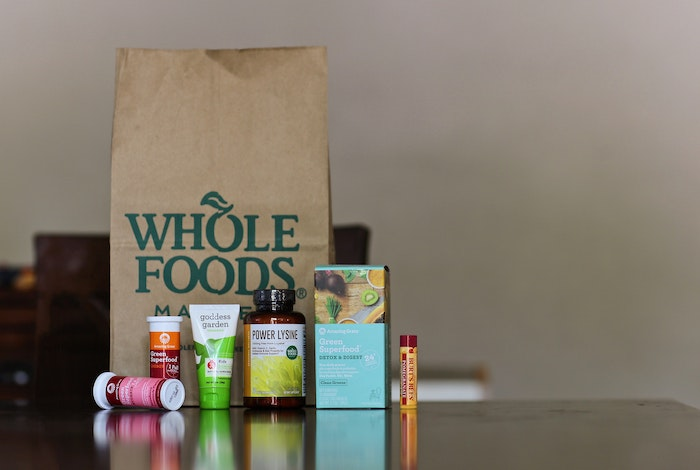 whole foods and healthy supplements