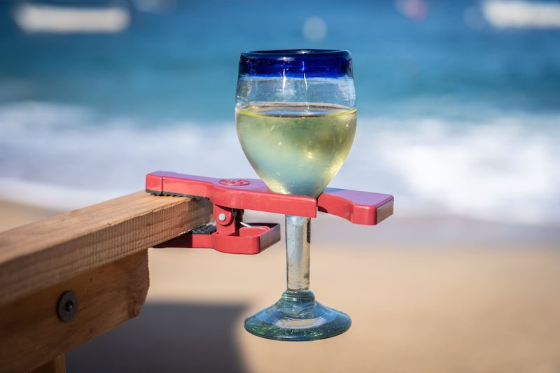 winegrasp wine holder clip