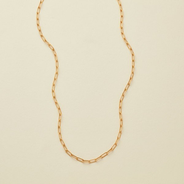 Jude Chain Necklace Gold