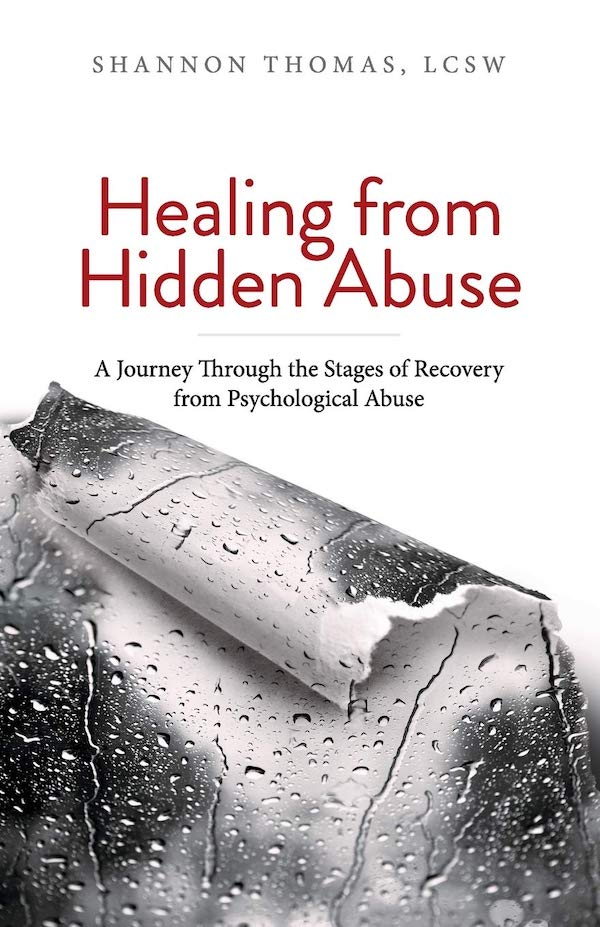 Healing from Hidden Abuse by Shannon Thomas