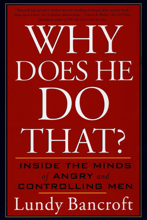 Why Does He Do That by Lundy Barcroft