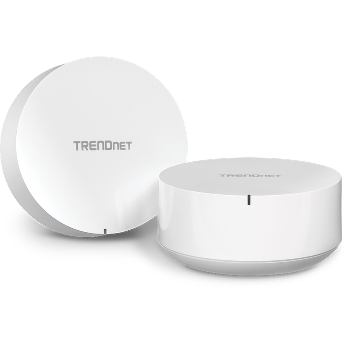 trendnet router white AC2200 WiFi Mesh Router System