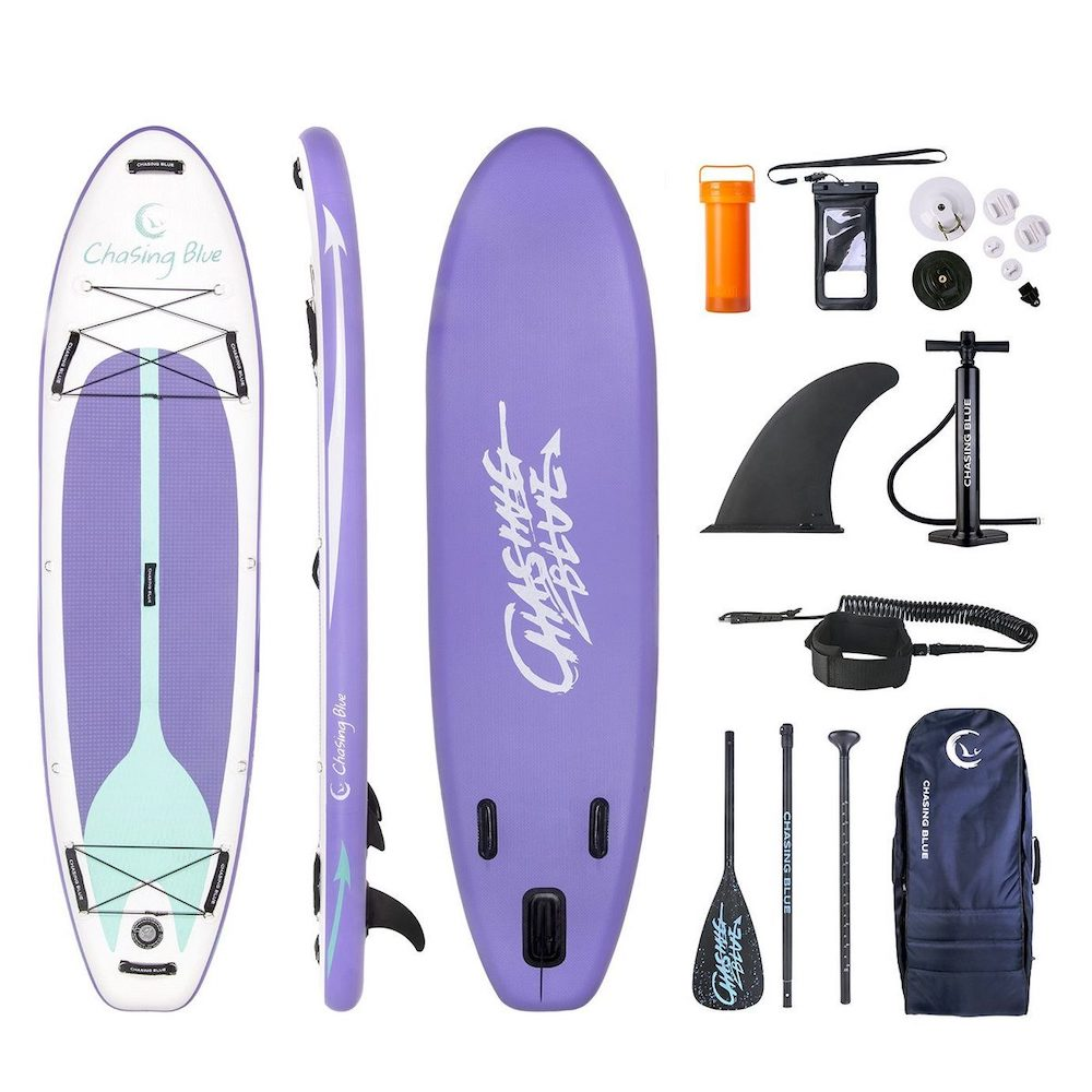 Outdoor Masters Violet Spirit Stand Up Paddle SUP Board